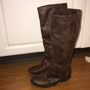 Not Rated Bailey Pullon Boots